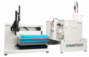 MT-100 system with 15ml sample tubes for multi-parameter analysis