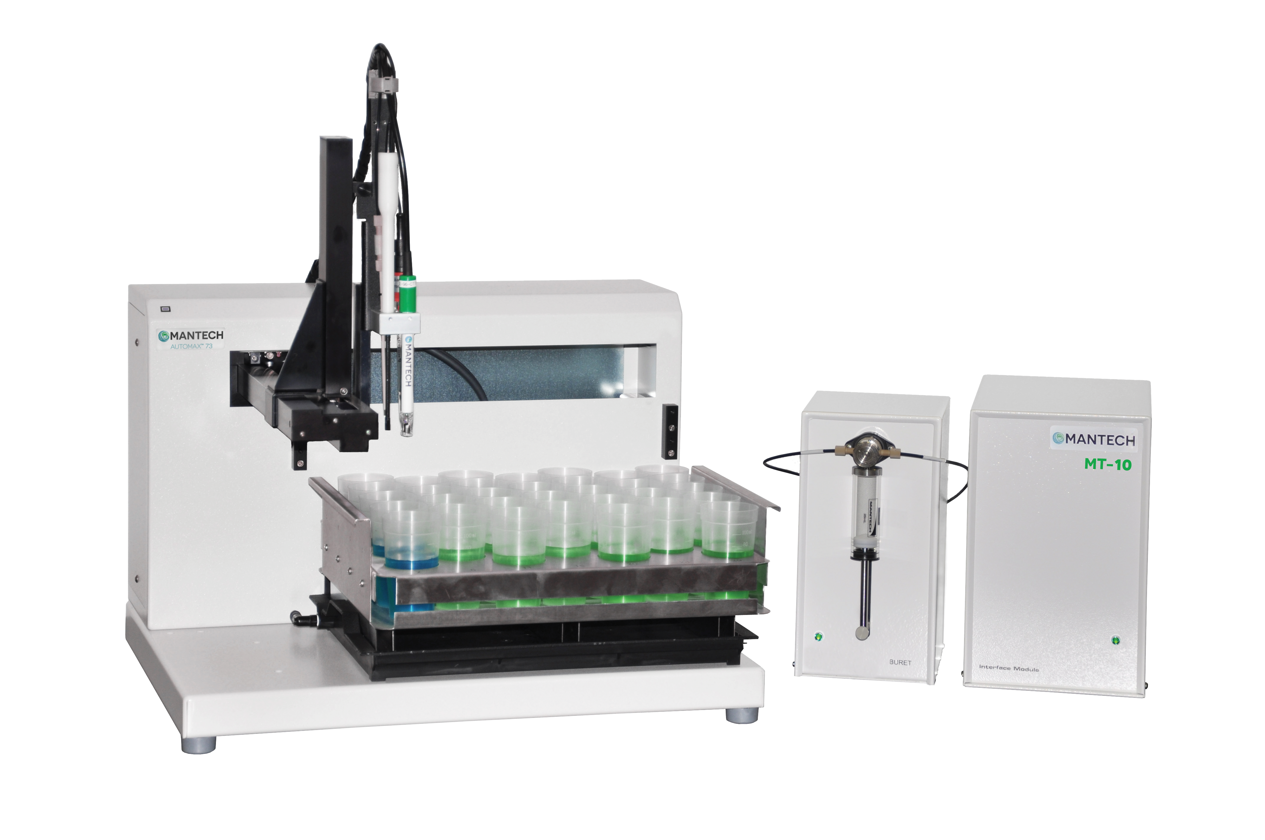 automated titration system