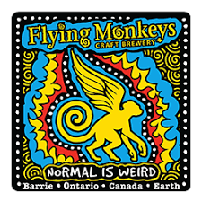 Flying Monkeys Craft Brewery Logo