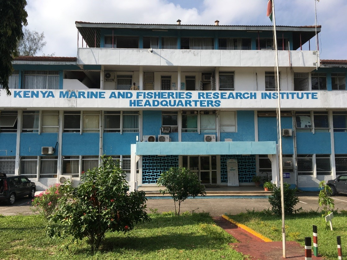 Image result for images of Kenya Marine and Fisheries Institute