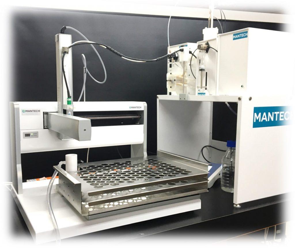 MT-100 AM122 pH Conductivity Alkalinity