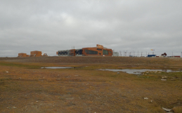 PeCOD Installation at Canadian High Arctic Research Station