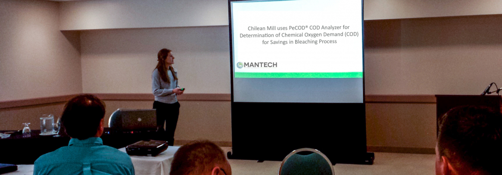 MANTECH Presents at PAPTAC Spring 2018 Bleaching Committee Meeting