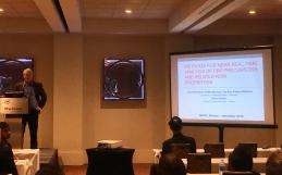 David Reckhow Presents on DBP Precursor Monitoring at WQTC 2018