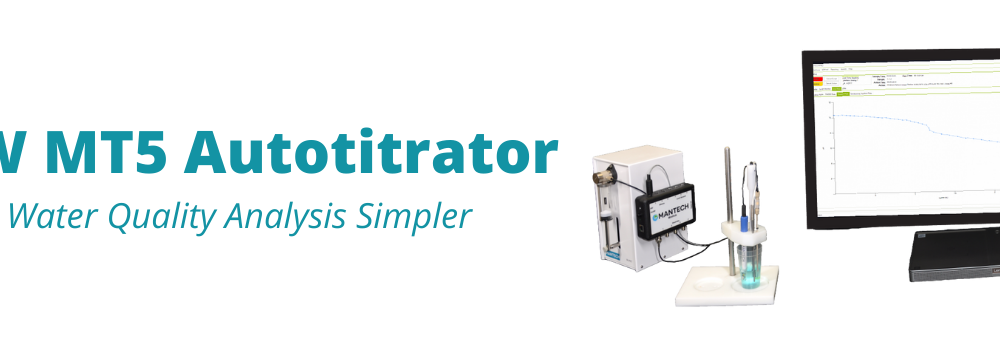 NEW MT5 Alkalinity Titration System – Simple and SMART!
