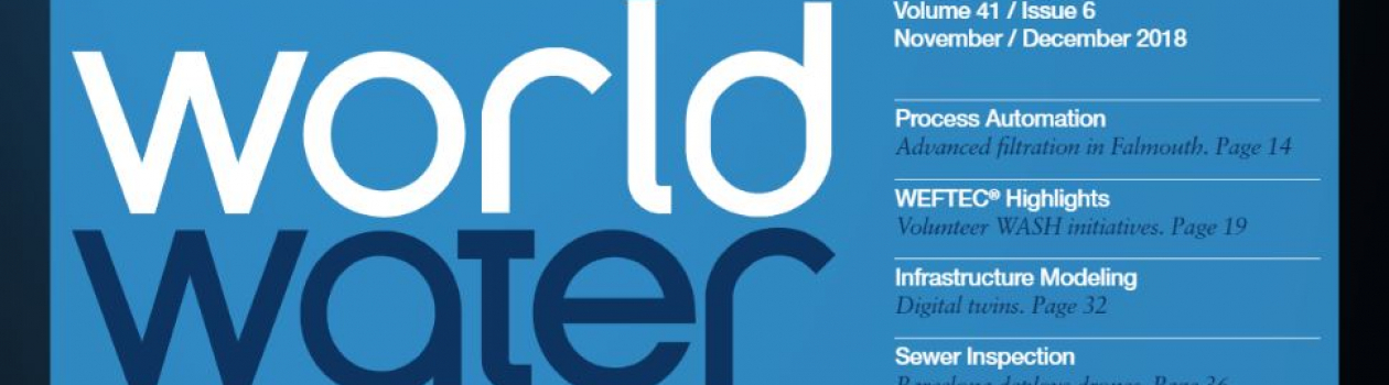 World Water Magazine Article – peCOD Method Adoption