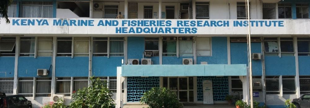 Kenya Marine and Fisheries Research Institute System Installations